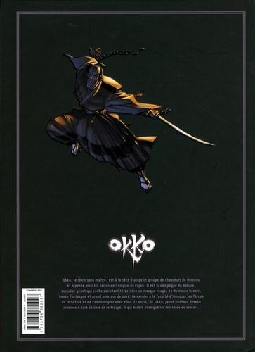 Okko Tomes 9 et 10 Le cycle du vide. Intégrale