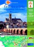Huber Verlag - La Loire à Vélo - Belleville-sur-Loire-Paray-le-Monial, 1/100 000.