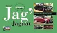 Hubert Baradat et Stéphane Schlesinger - Berlines Jaguar 1955-1968.