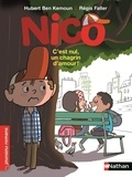 Hubert Ben Kemoun et Régis Faller - Nico  : C'est nul, un chagrin d'amour !.