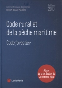 Code rural et de la pêche maritime - Hubert Bosse-Platière pdf epub