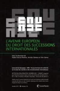 Hubert Bosse-Platière et Nicolas Damas - L'avenir européen du droit des successions internationales.