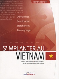 S'implanter au Vietnam - Hubert Colaris pdf epub