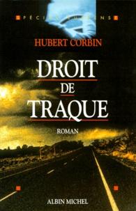 Hubert Corbin - Droit de traque.