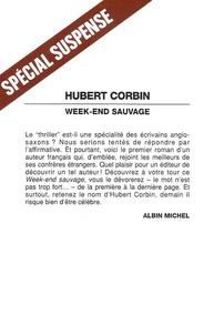 Hubert Corbin - Week-end sauvage.