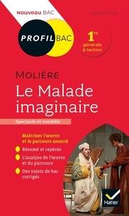 Hubert Curial - Le malade imaginaire, Molière - Bac 1re générale et technologique.
