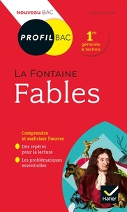 Ebooks pour mac téléchargement gratuit Profil - La Fontaine, Fables  - toutes les clés d analyse pour le bac (programme de français 1re 2019-2020) ePub MOBI (French Edition) par Hubert Curial 9782401060104