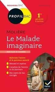 Hubert Curial - Profil - Molière, Le Malade imaginaire - toutes les clés d'analyse pour le bac (programme de français 1re 2020-2021).