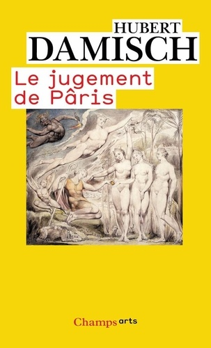 Hubert Damisch - Le Jugement de Pâris - Iconologie analytique 1.
