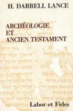 Hubert-Darrell Lance - Archéologie et Ancien Testament.