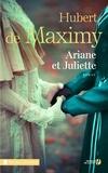 Hubert de Maximy - Ariane et Juliette.