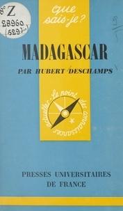 Hubert Deschamps et Paul Angoulvent - Madagascar.