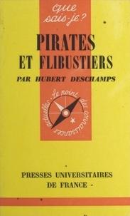 Hubert Deschamps et Paul Angoulvent - Pirates et flibustiers.