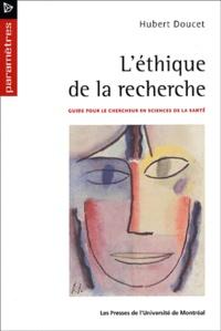 Histoiresdenlire.be L'éthique de la recherche. Guide pour le chercheur en sciences de la santé Image