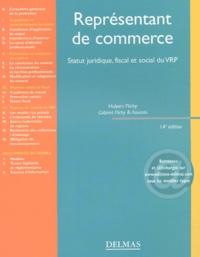 Hubert Flichy - Représentant de commerce - Statut juridique, fiscal et social du VRP.