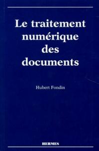 Le traitement numérique des documents.pdf