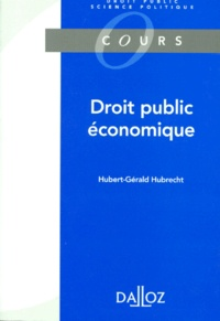 Galabria.be Droit public économique Image