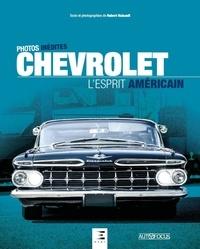 Hubert Hainault - Chevrolet, l'esprit américain.