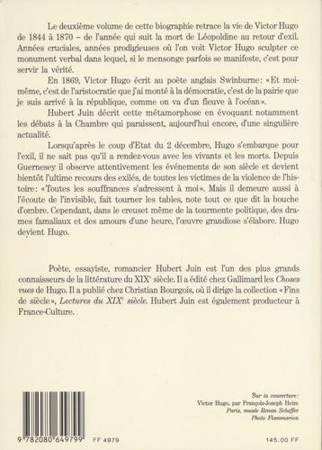 Victor Hugo. Volume 2, 1844-1870