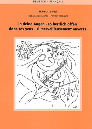 Hubert-K Seidel - .