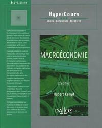Hubert Kempf - Macroéconomie - Edition 2006.