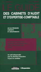 Le guide des cabinets d'audit et d'expertise-comptable - Hubert Kernéïs |