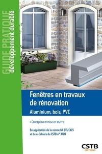 Ucareoutplacement.be Fenêtres en travaux de rénovation - Aluminium, bois, PVC : conception et mise en oeuvre Image