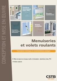 Menuiseries et volets roulants - Hubert Lagier pdf epub