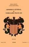 Hubert Lamant - Armorial général et nobiliaire français - Tome 67 fascicules 1-4, Reilhac.
