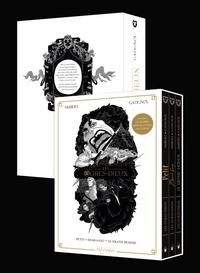 Hubert et Bertrand Gatignol - Les Ogres Dieux  : Coffret en 3 volumes : Tome 1, Petit ; Tome 2, Demi-sang ; Tome 3, Le grand Homme.
