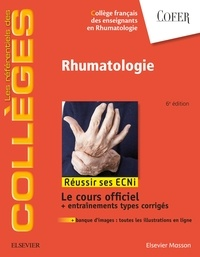 Hubert Marotte - Rhumatologie - Réussir ses ECNi.
