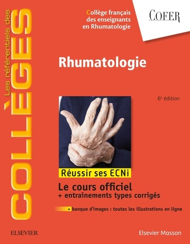 Rhumatologie. Réussir ses ECNi 6e édition