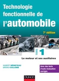 Technologie fonctionnelle de l'automobile - Hubert Mèmeteau, Bruno Collomb - Format PDF - 9782100712496 - 9,99 €