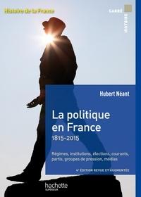 La politique en France (1815-2015).pdf