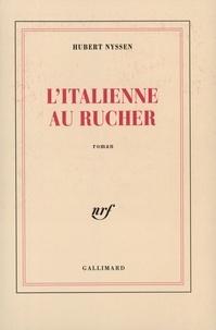 Hubert Nyssen - L'italienne au rucher.