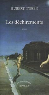 Hubert Nyssen - Les déchirements.