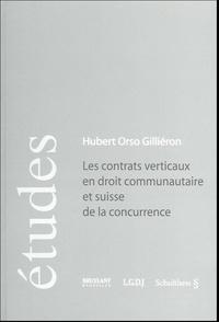 Deedr.fr Les contrats verticaux en droit communautaire et suisse de la concurrence Image