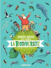 Hubert Reeves et Nelly Boutinot - Hubert Reeves nous explique  : La biodiversité.