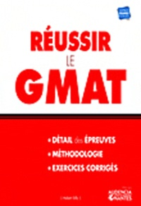 Hubert Silly - Réussir le GMAT.