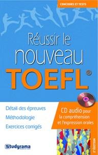 Hubert Silly - Réussir le nouveau TOEFL. 1 CD audio