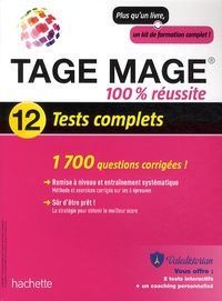 Tage Mage - 12 tests complets.pdf