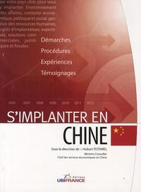 Hubert Testard et Marion Lespine - S'implanter en Chine.