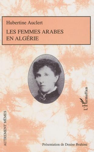 Les femmes arabes en Algerie