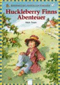 Huckleberry Finns Abenteuer.
