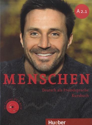 Hueber - Menschen A2.1 - Kursbuch. 1 DVD