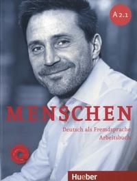 Hueber - Menschen A2.1 - Arbeitsbuch. 1 CD audio
