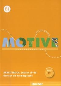 Hueber - Motive B1 - Arbeitsbuch, Lektion 19-30. 1 CD audio MP3