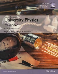 University Physics with Modern Physics- Volume 2 - Hugh-D Young |