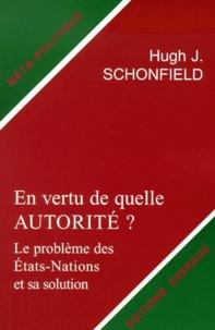 Hugh-J Schonfield - .
