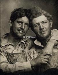 Hugh Nini et Neal Treadwell - Ils s'aiment - Un siècle de photographies d'hommes amoureux (1850-1950).